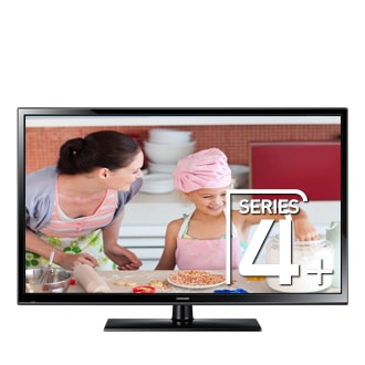 43 4500 Series premium HD Plasma TV
