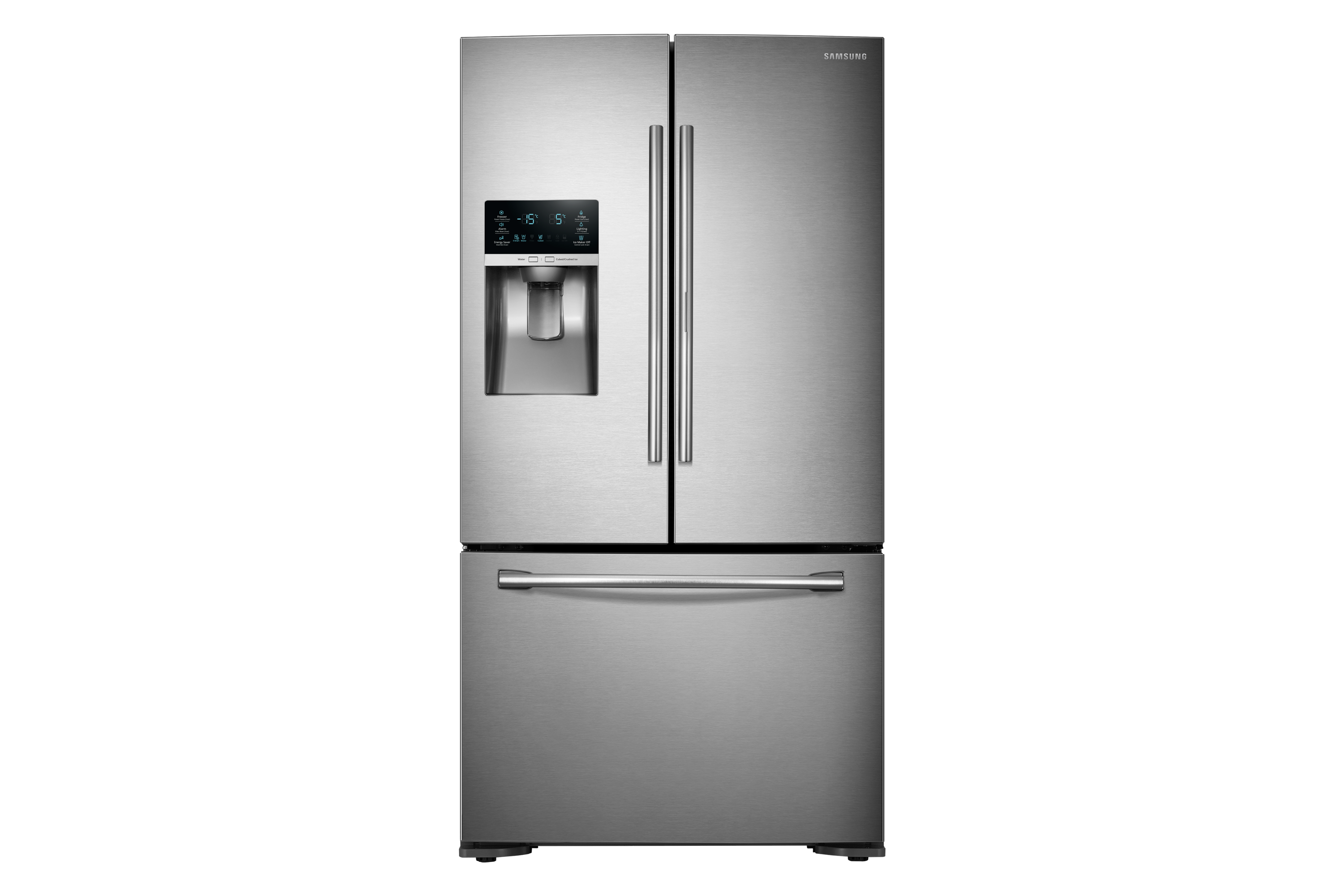 Rf23htedbsr French Door Refrigerator With Food Showcase