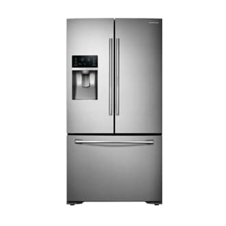 RH9000 Food Showcase 22.5 cu.ft Counter Depth 3-Door French Door Refrigerator (Stainless Steel)