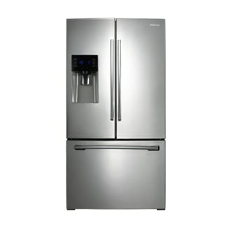 AW1 25.6 cu.ft 3-Door French Door Refrigerator (Stainless Steel)