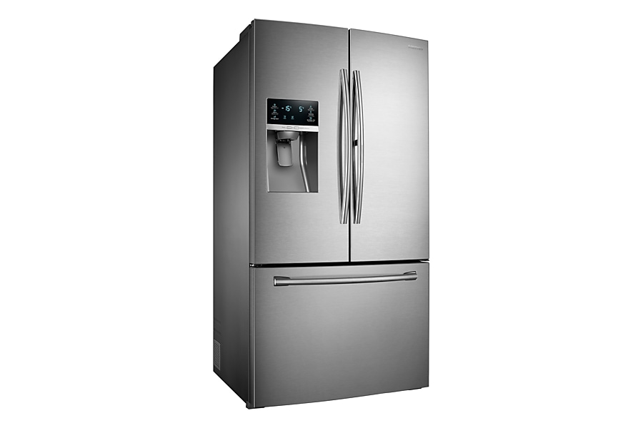 RH9000 Food Showcase 28 cu.ft 3-Door French Door Refrigerator (Stainless Steel)