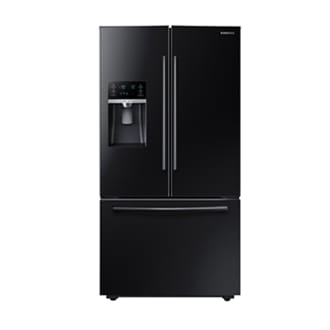 RF28HFEDBBC RF8000 28 cu.ft 3-Door French Door Refrigerator (Black)