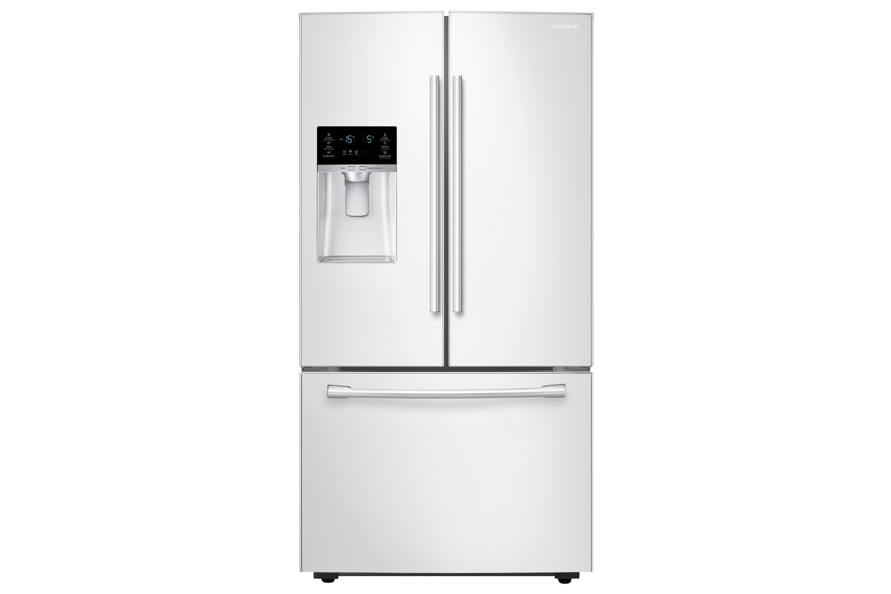 RF8000 28 cu.ft 3-Door French Door Refrigerator (White)