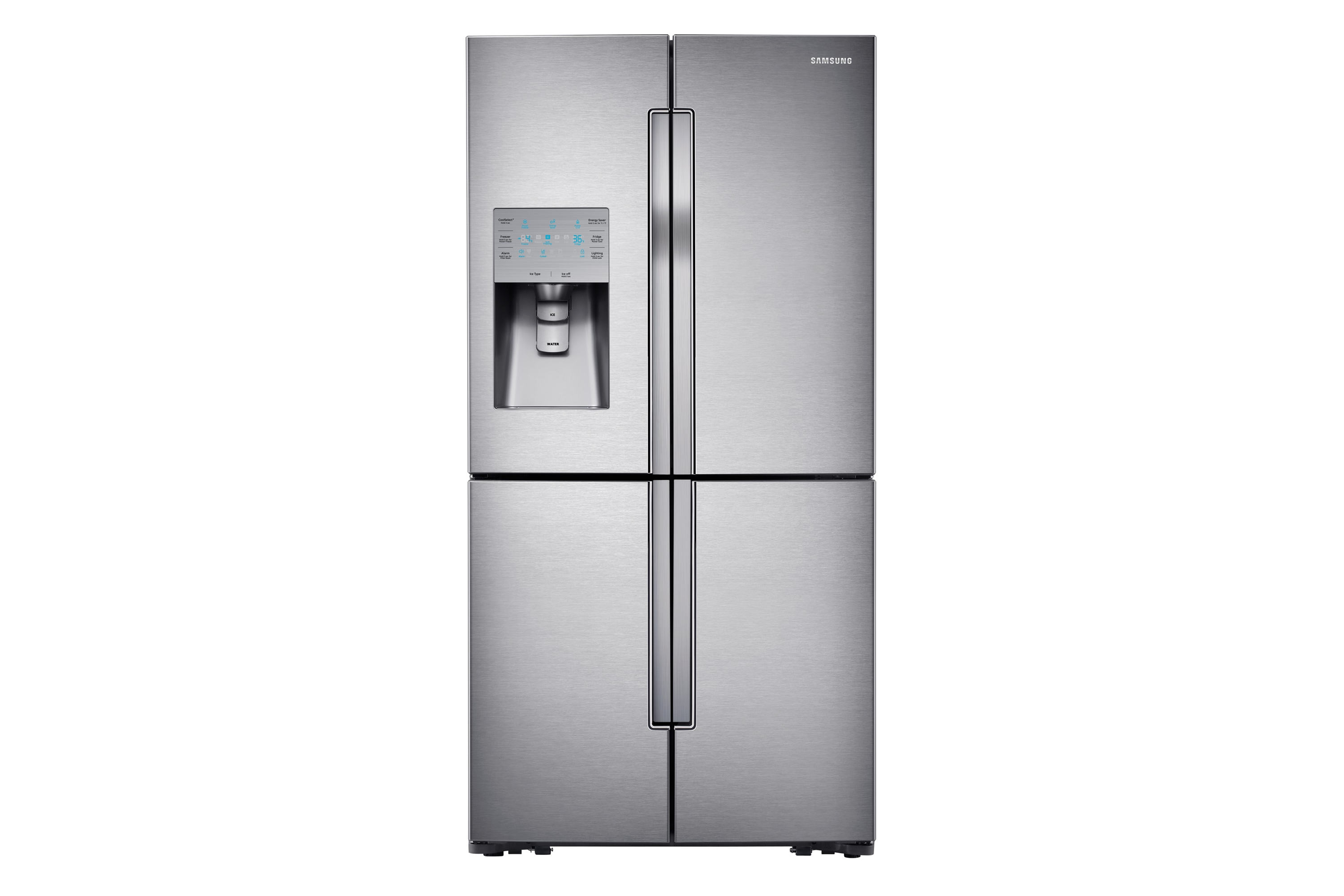 RF32FMQDBSR French Door Refrigerator with Triple Cooling, 31.77 cu. Ft.