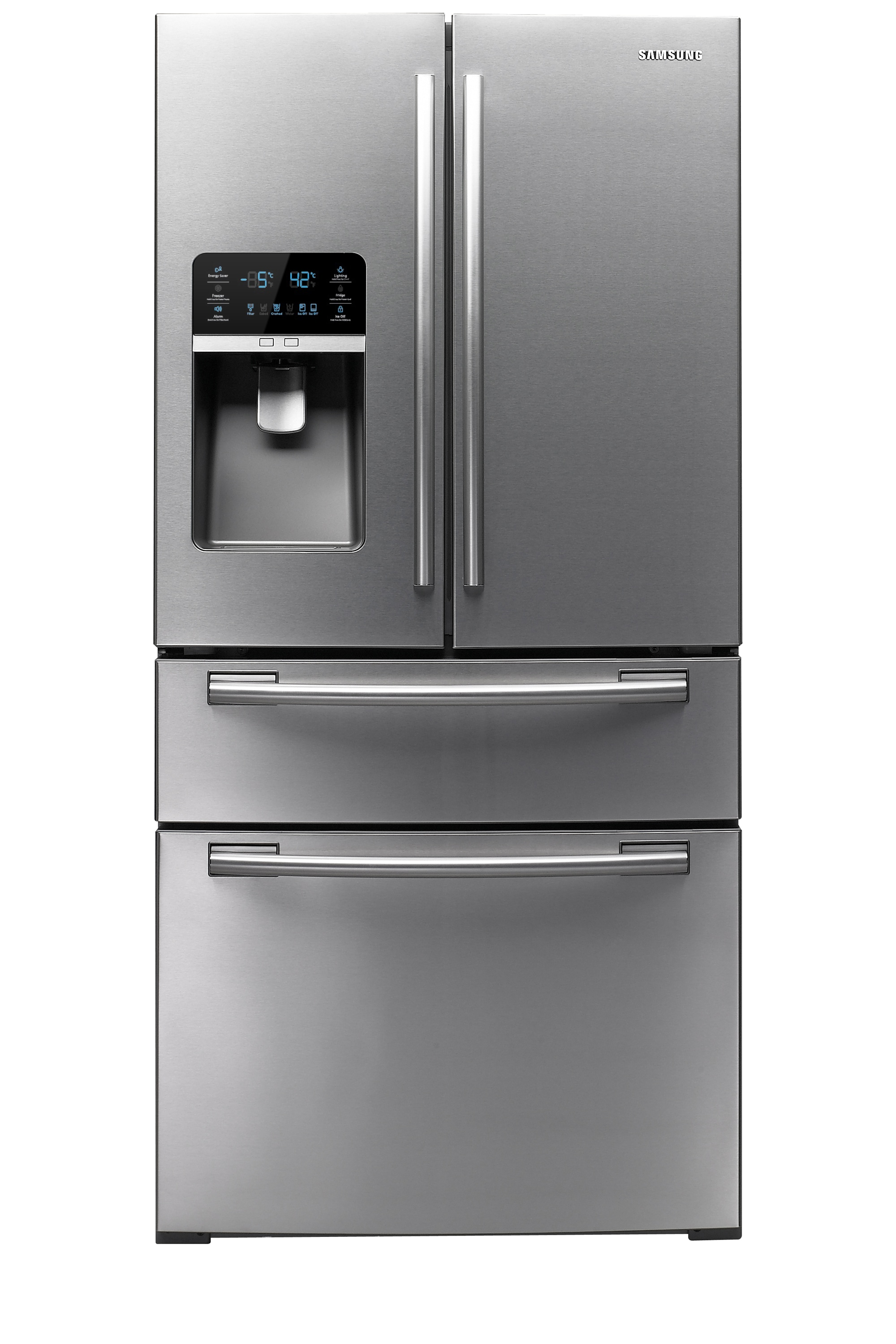 OPUS1-4D 25.5 cu.ft 4-Door French Door Refrigerator (Stainless Steel)