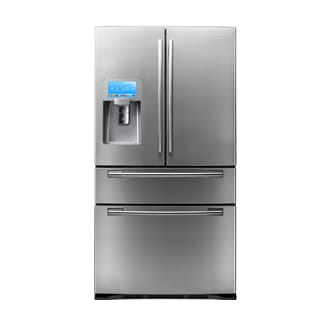 AW3-11 28.0 cu.ft 4-Door French Door Wi-Fi Refrigerator (Stainless Steel)