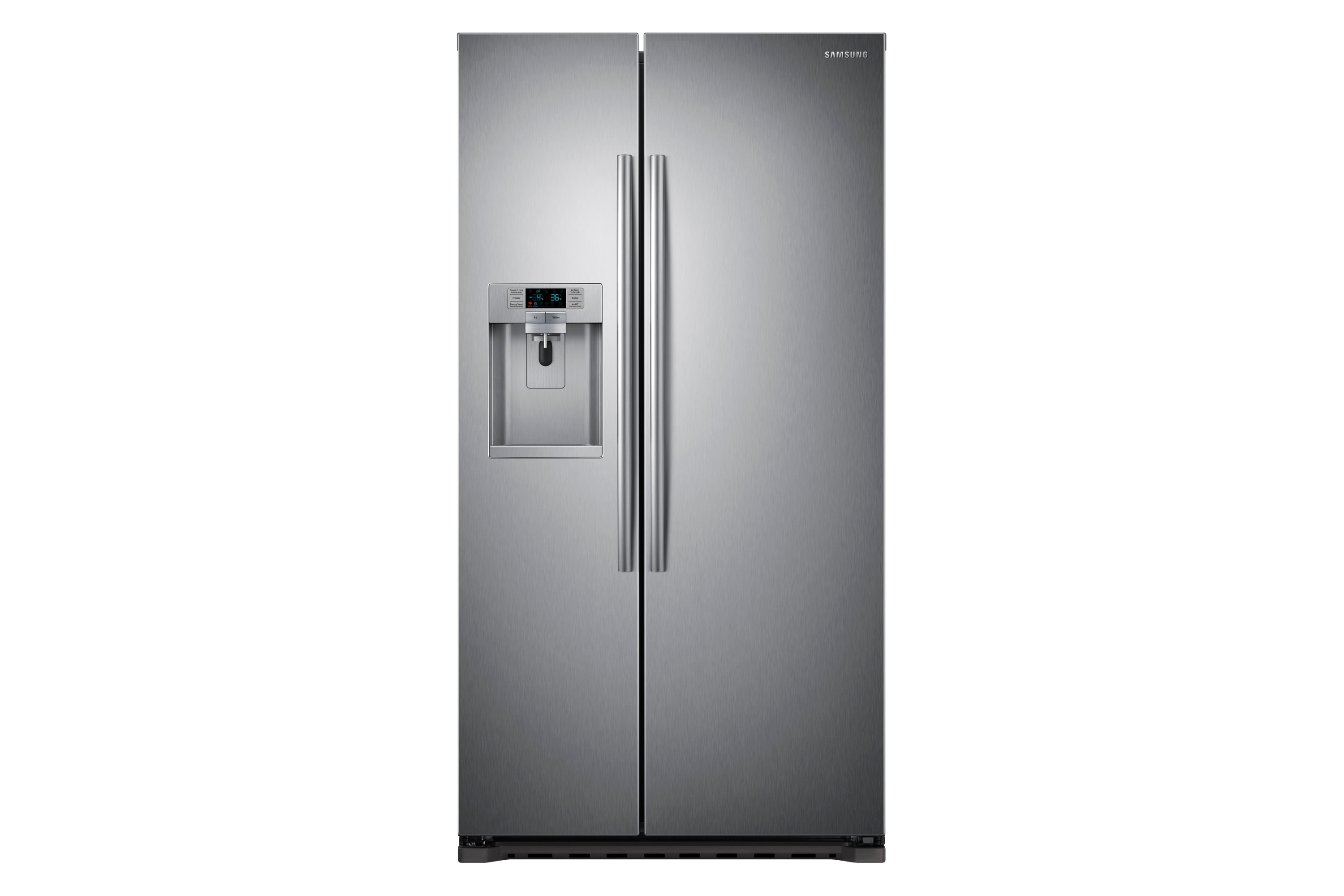 RS22HDHPNSR Side by Side Refrigerator with Twin Cooling, 22.3 cu. Ft.