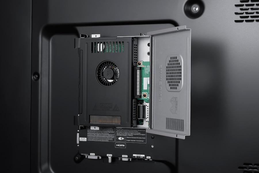 OPS Plug-In Media Player PIM-BQ7P BQ7P Front Black