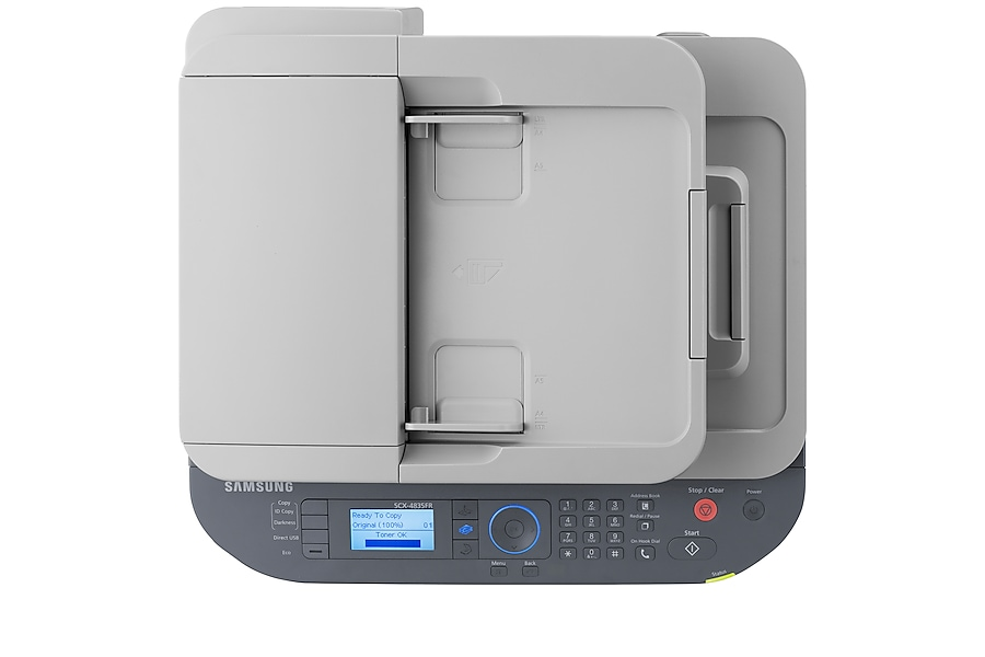 31ppm Multifunction Printer SCX-4835FR