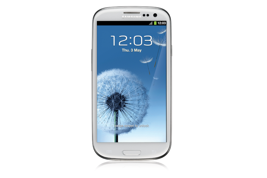 Galaxy S3 I747M Front White