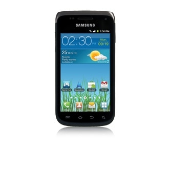 Samsung Galaxy W | Black