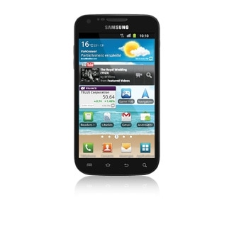 Samsung Galaxy S II X | Black
