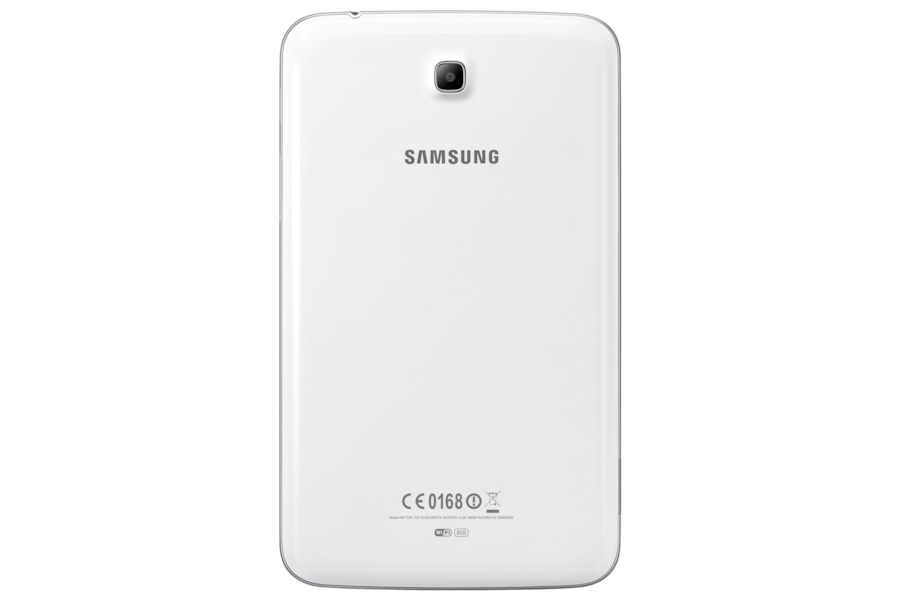 Galaxy Tab 3 (7.0) T210R Back White