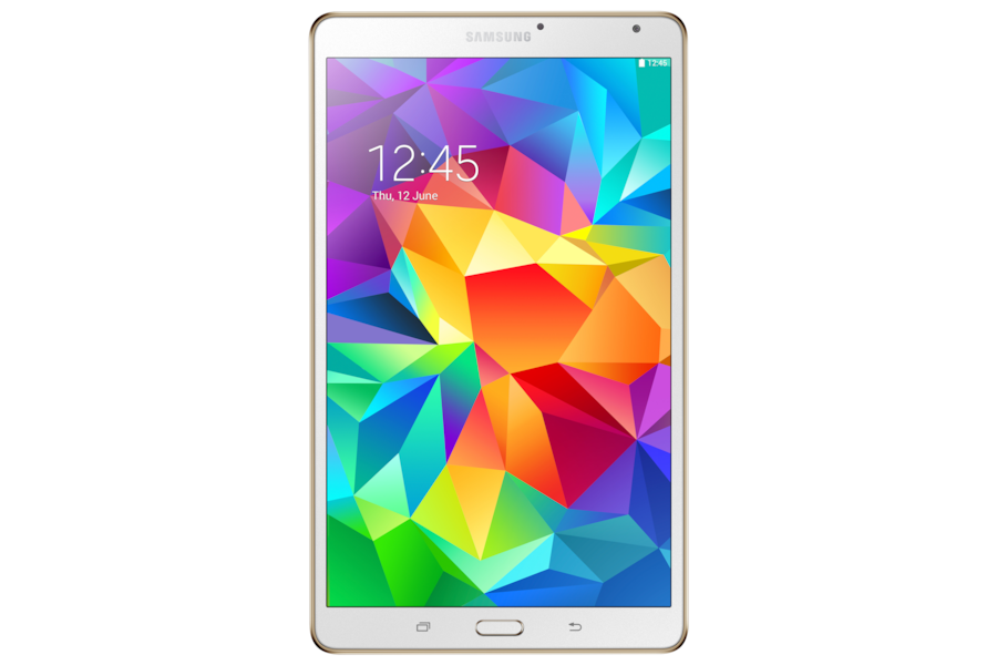 Galaxy Tab S (8.4) T700 Front White