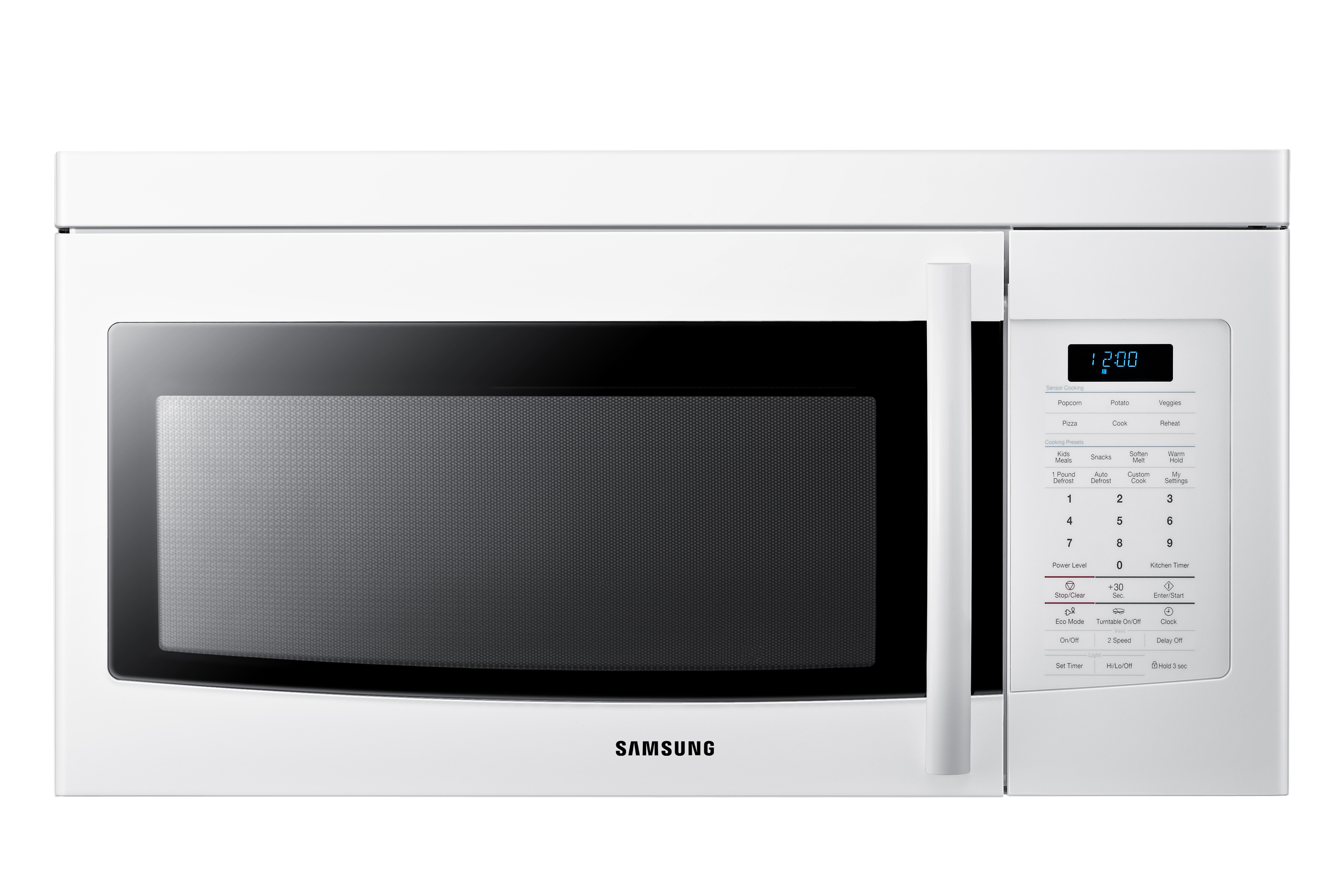 SMH1713W 1.7 cu. ft. Over the Range Microwave White
