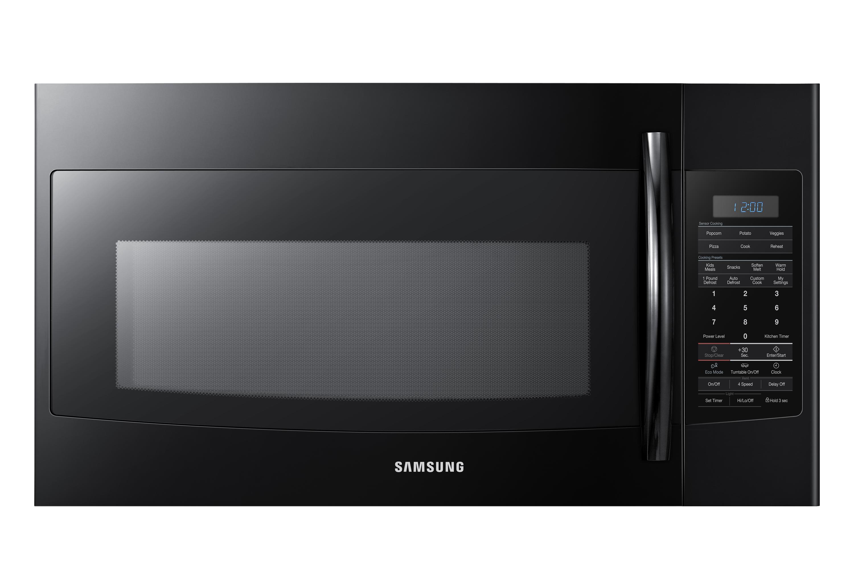 ML1-MD4 1.8 cu.ft Over the Range Microwave (Black)