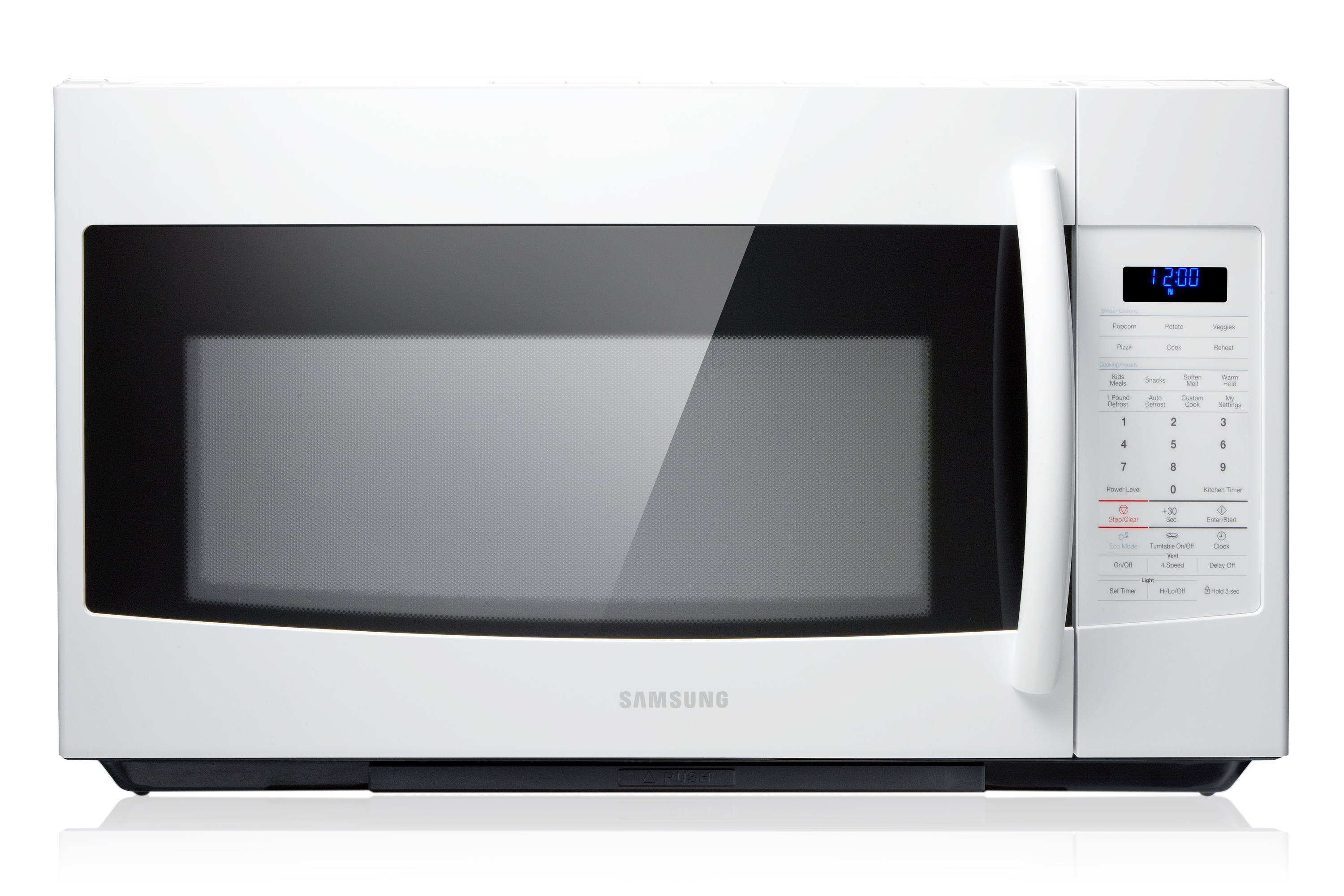 SMH1927W 1.9 cu.ft Over the Range Microwave White