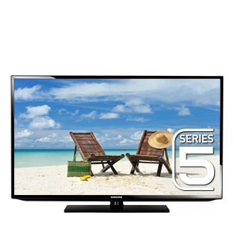 40 5000 Series HD 1080p LED TV