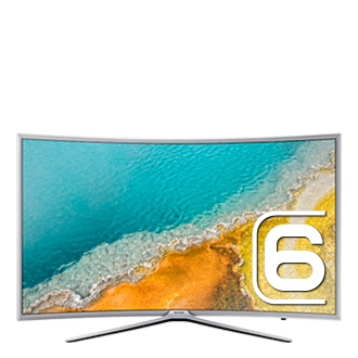 40 Full HD Curved Smart TV K6250A Series 6