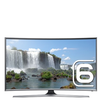 "48"" Full HD Curved Smart TV J6520 Series 6"