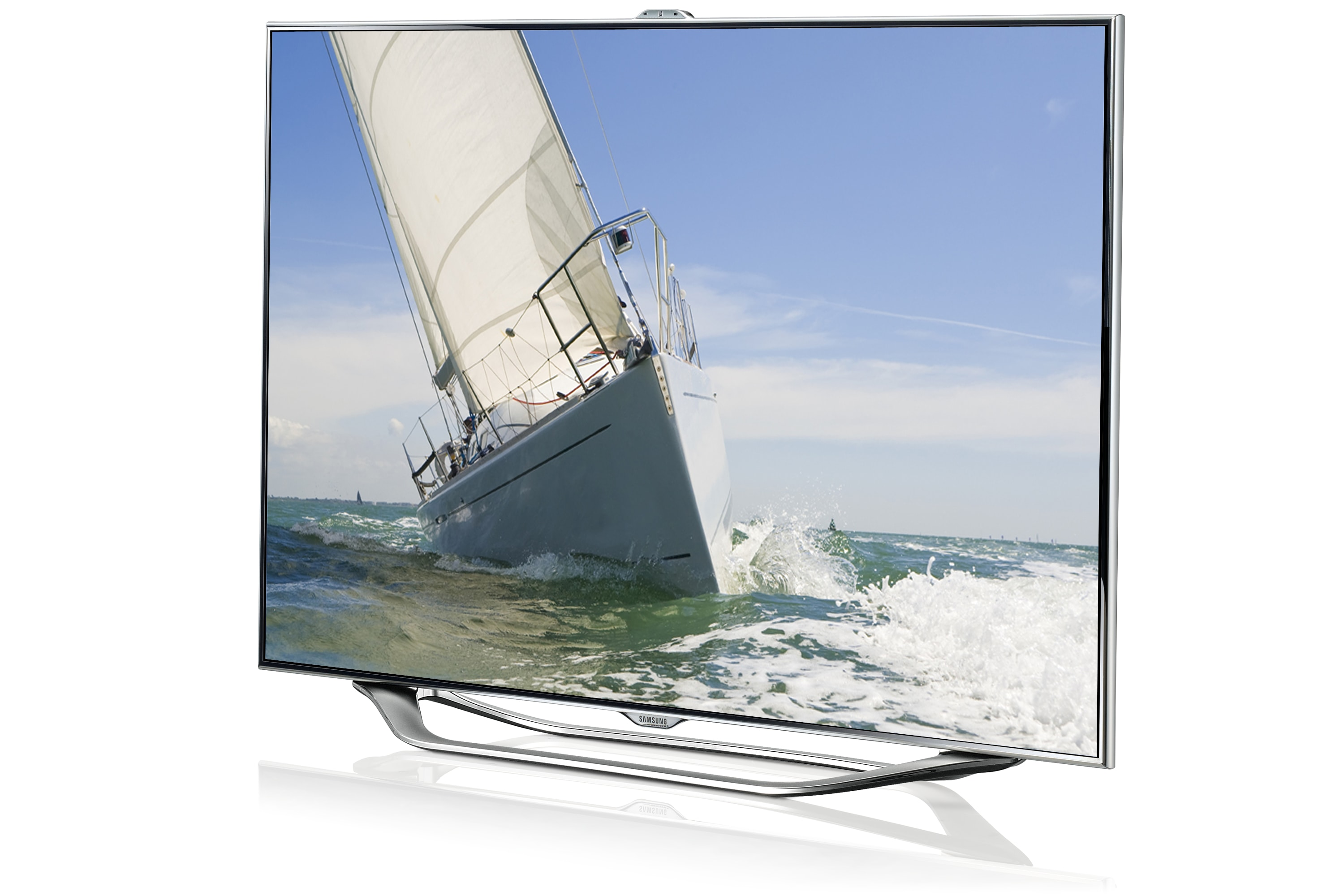 55 8000 Series smart 3D HD 1080p LED TV
