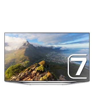 55 Full HD Flat Smart TV H7150 Series 7