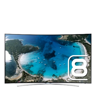 55 H8000 Full HD LED Series Smart TV (2014)
