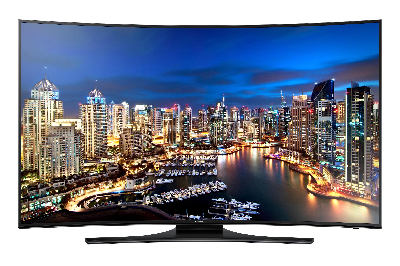 "55"" UHD 4K Curved Smart TV HU7250 Series 7"