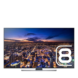 55 UHD 4K Flat Smart TV HU8550 Series 8