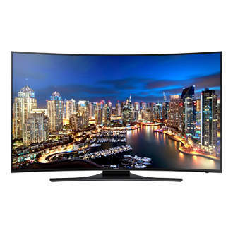 "UN65HU7250F 65"" HU7250 Series Curved UHD TV (2014)"