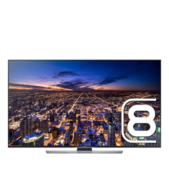 "UN65HU8700F 65"" 8700 Series UHD TV (2014)"