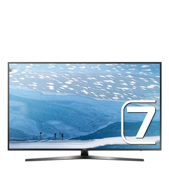 65 UHD 4k Flat Smart TV KU7000 Series 7