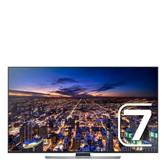 85 UHD 4K Flat Smart TV JU7100 Series 7
