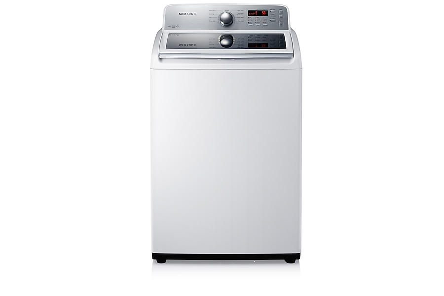 WA422PRHDWR 4.8 cu.ft Top Load Washer White
