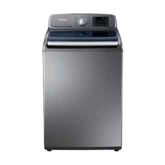 WA50 5.7 cu.ft Top-Load Washer (Stainless Platinum)