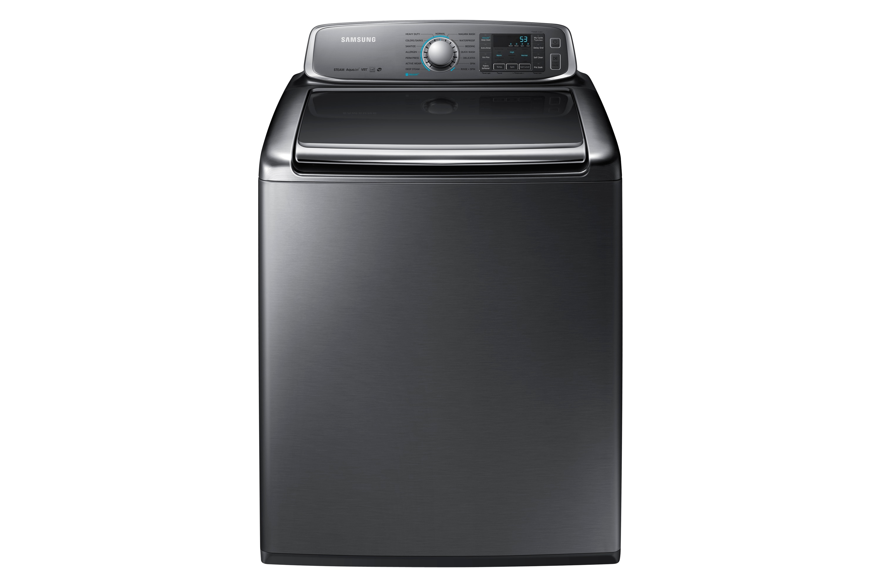 WA56H9000AP Top-Load Washer, 6.5 cu.ft