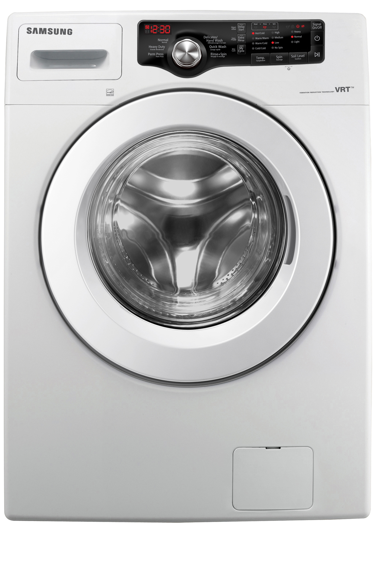 WF210ANW 4.0 cu. ft. Front Load Washer White