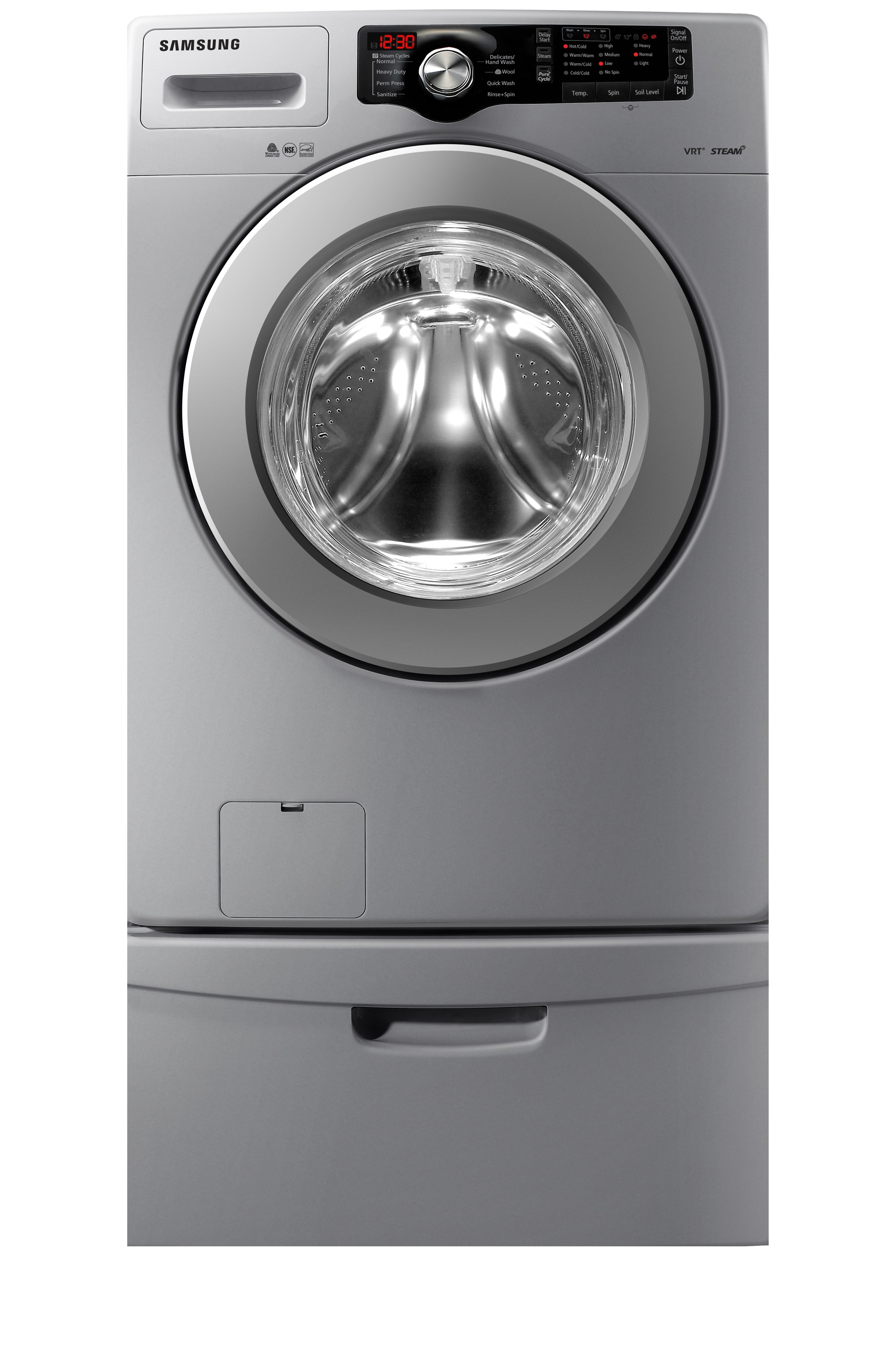 He Front Load Washing Machine Wf221ans Samsung Ca