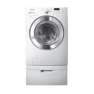 WF364 4.1 cu.ft Front-Load Washer (White)