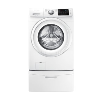 WF5000 4.8 cu.ft Front-Load Washer (White)