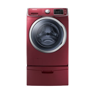 WF5500 4.8 cu.ft Front-Load Washer (Refined Wine)