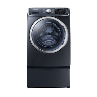 WF6300 5.2 cu.ft Front-Load Washer (Onyx)