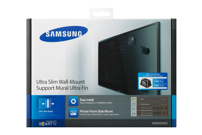 Ultra Slim Wall Mount WMN3000AX