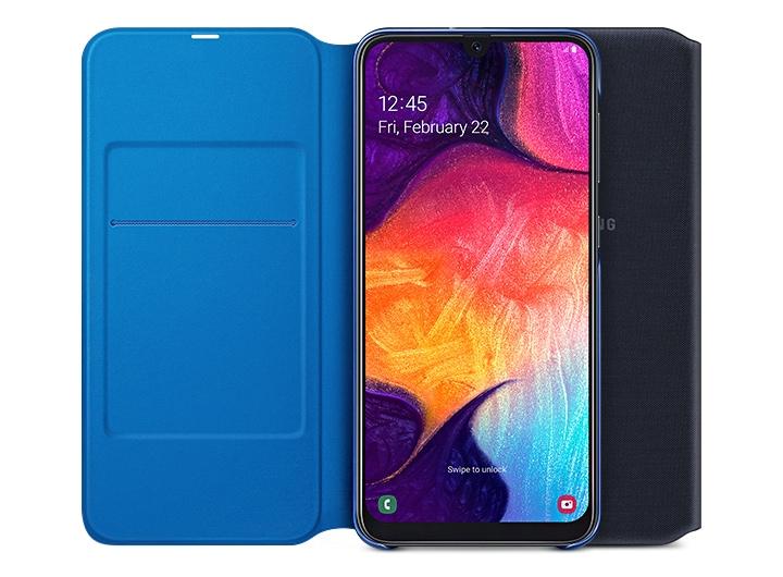 Étui portefeuille (Galaxy A50) | EF-WA505P | Samsung CA_FR