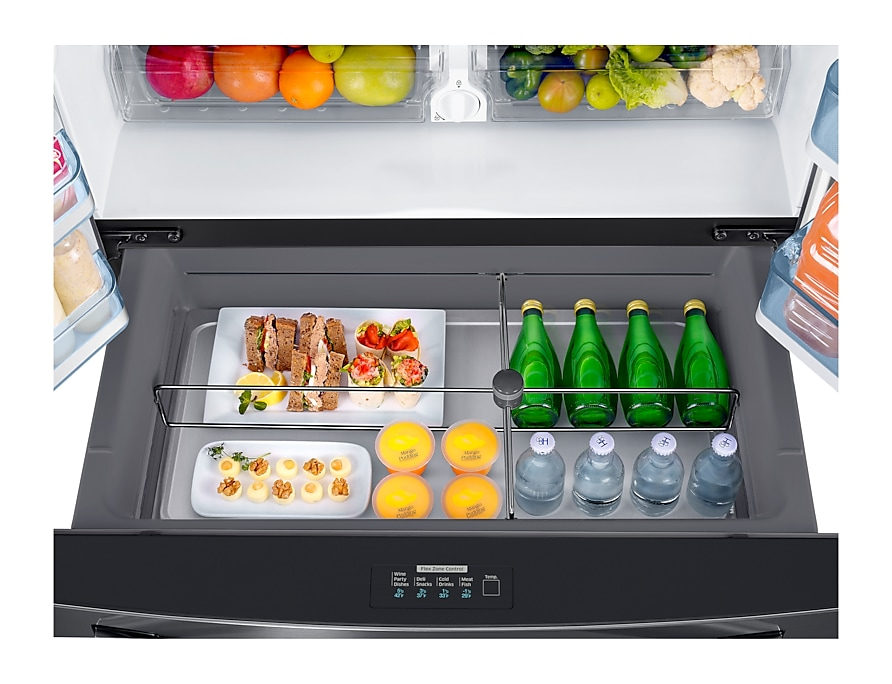 Smart Divider With Food Black