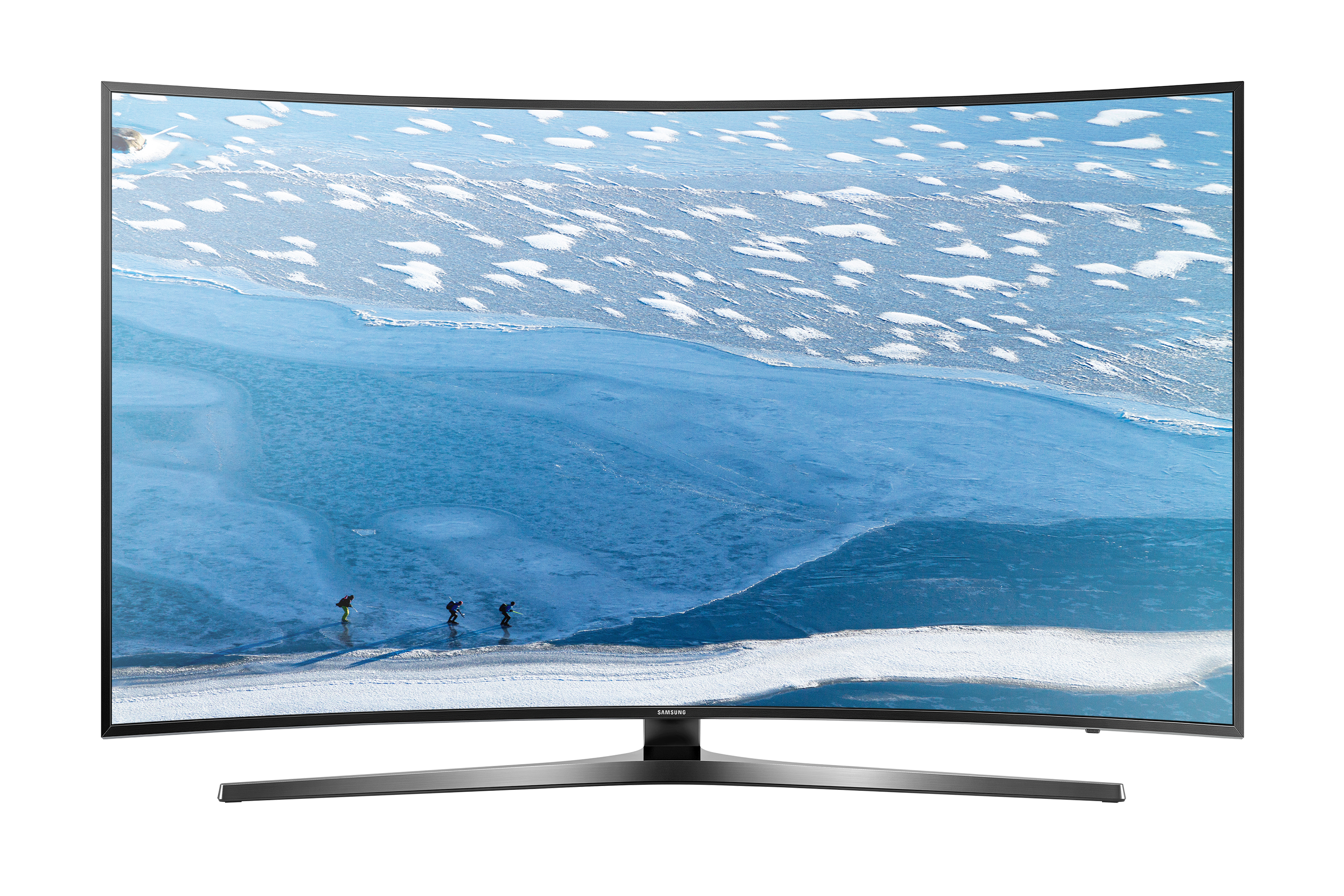 "43"" UHD 4K Curved Smart TV KU7500 Series 7"