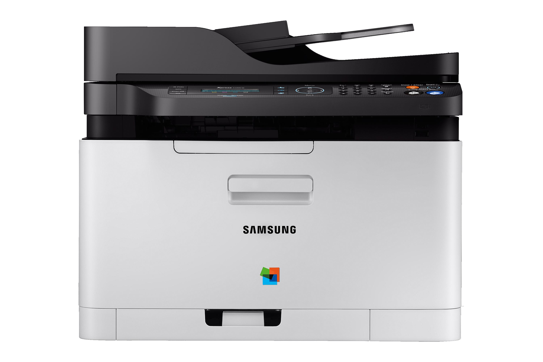 Farblaser-Multifunktionsdrucker SL-C480FW