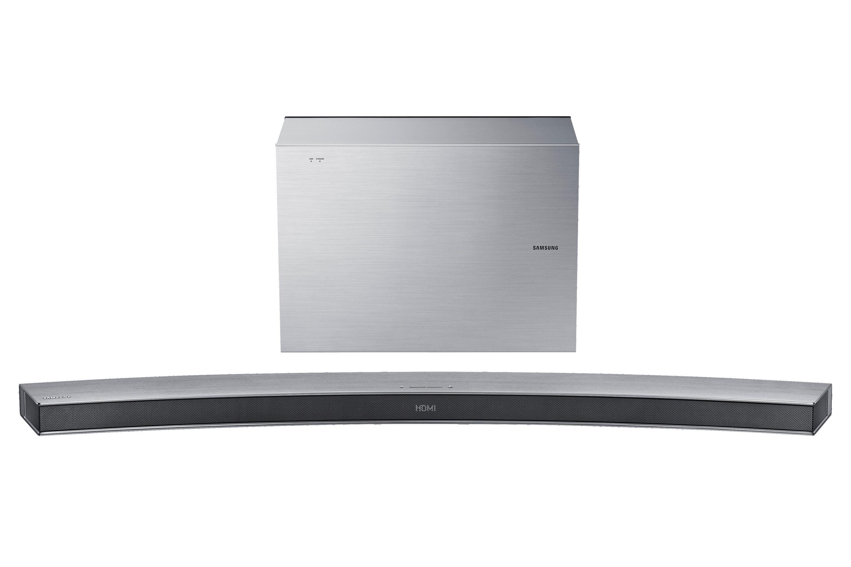 2.1 Wireless Audio Curved Soundbar 300 W HW-J6501R Serie 6