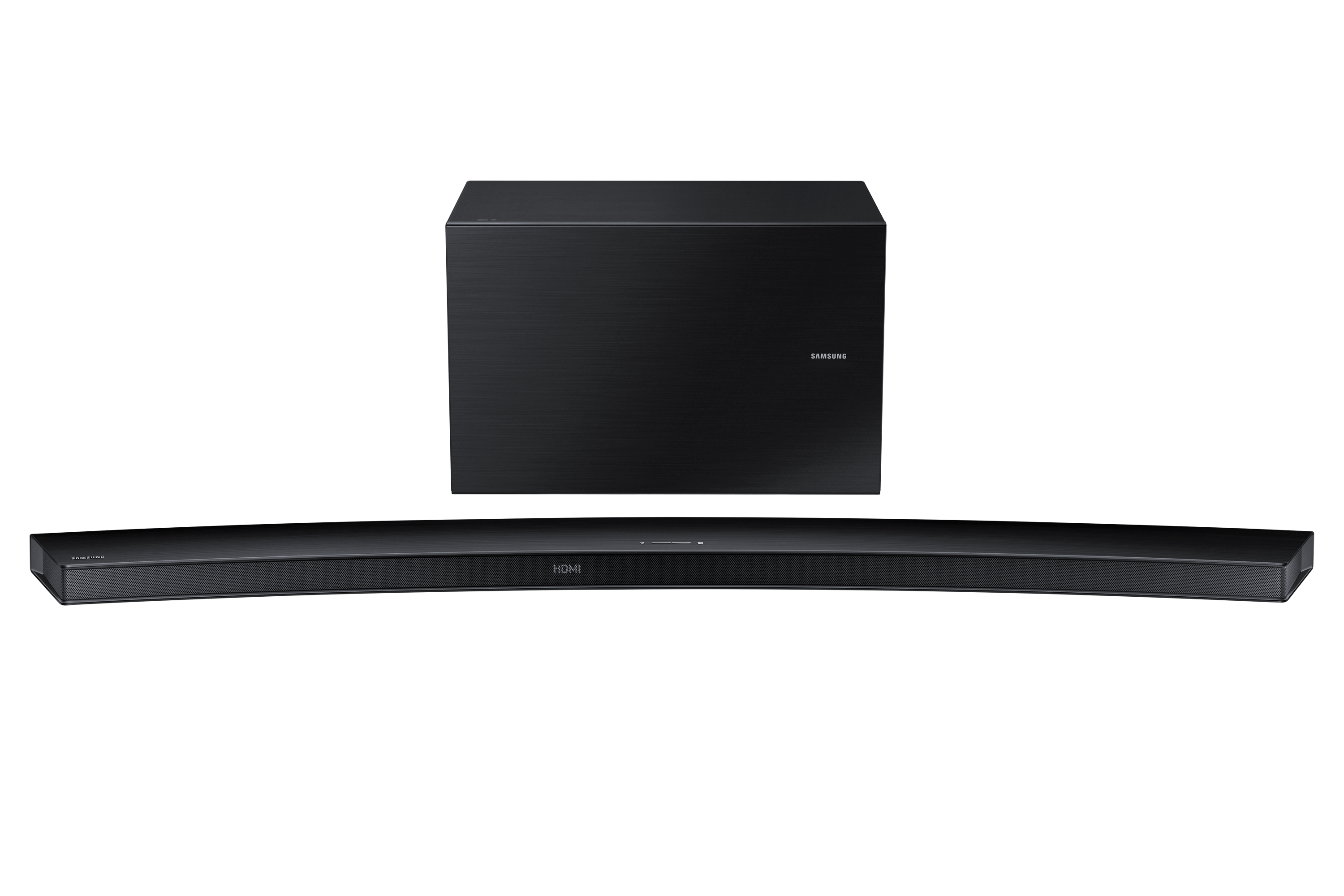 3.1 Wireless Audio Curved Soundbar  350 W HW-J8500R Serie 8
