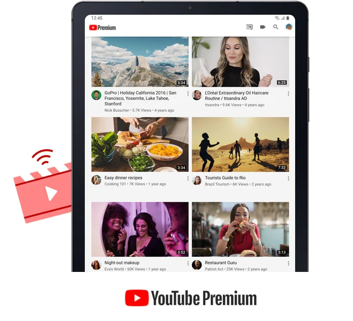 Try out YouTube Premium